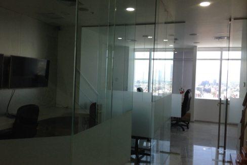 Remodelacion de Oficinas en WTC Ciudad de México