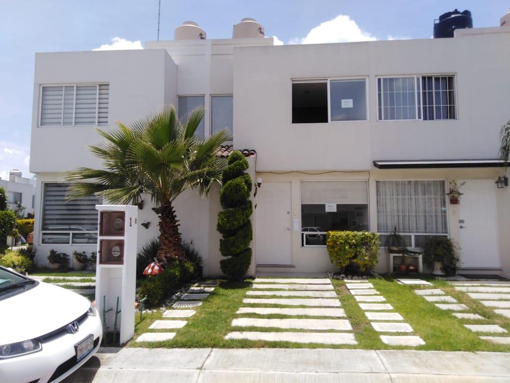 Casa 2 Recámaras, 2 baños, Cocina Equipada en Puebla