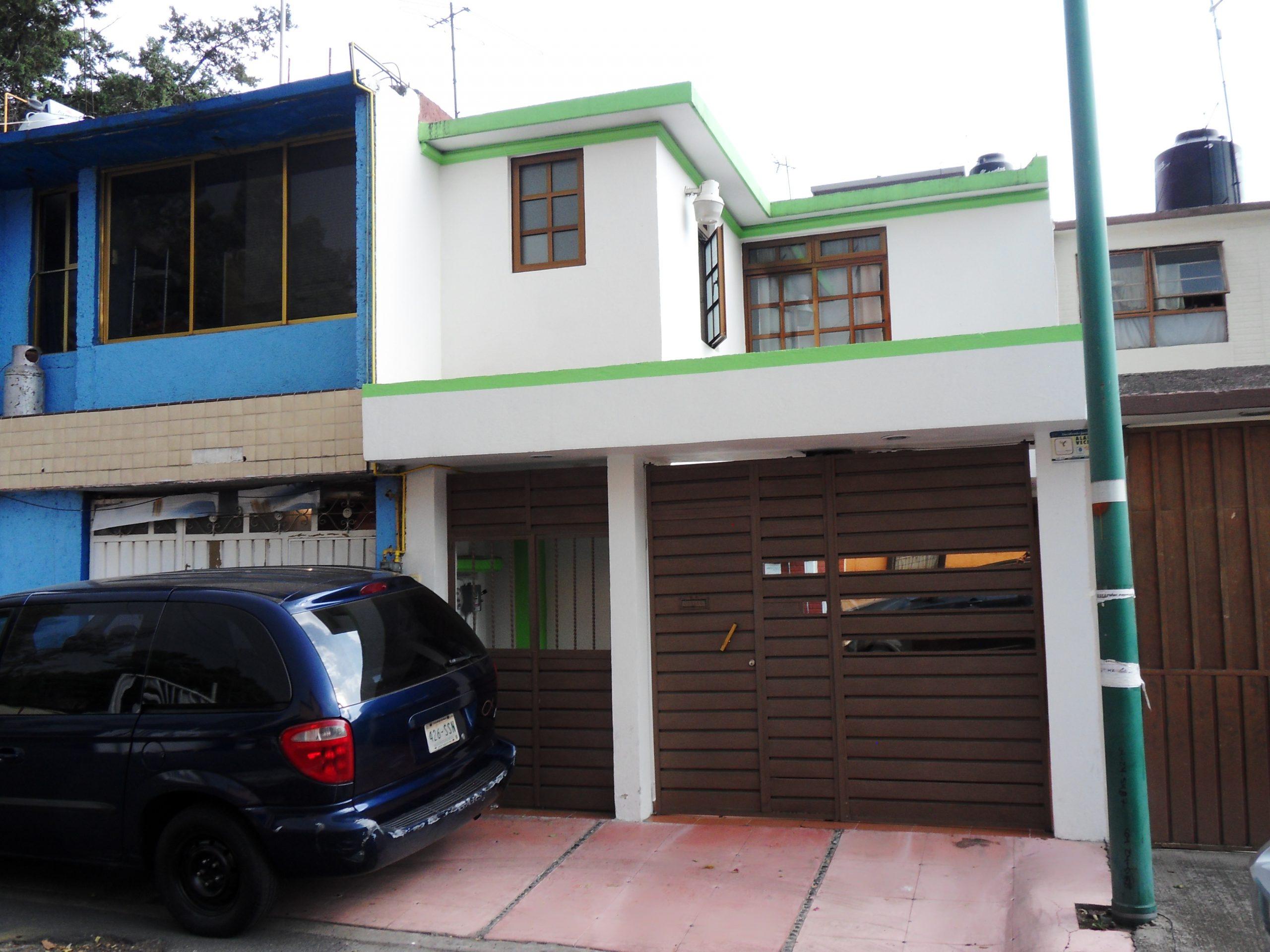 Bonita Casa en CTM Culhuacán