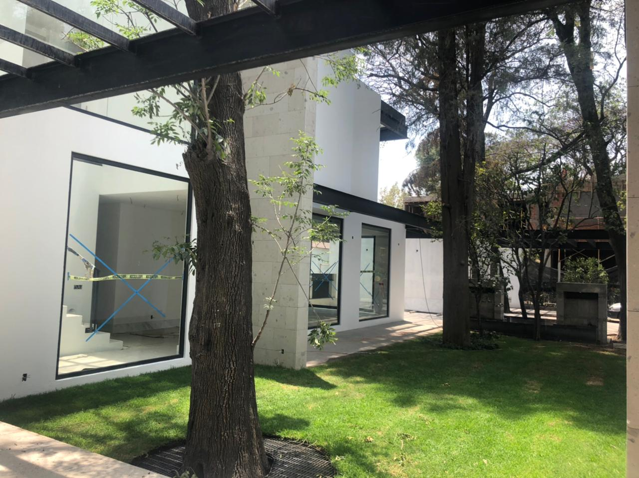 5 Residencias Francisco Sosa,  Coyoacán