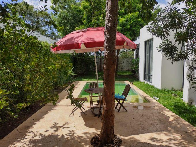 Casa 3 Recamaras ,1 Planta Temozón Mérida